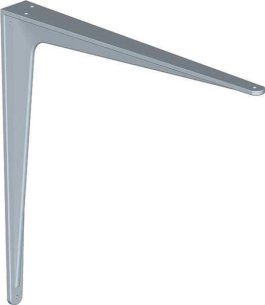 Schwerlastträger 7 Größen Aluminium natur Regalträger Schwerlastkonsole