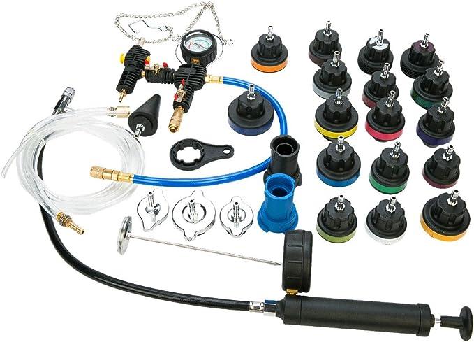 FreeTec Probador de Sistema de Enfriamiento Probador de Presión de ...