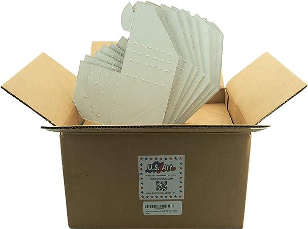 lot of 500 Adjustable Card board Corner Protectors for Art Picture Frame