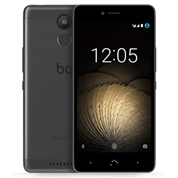 BQ Aquaris U Plus - Smartphone de 5 (Bluetooth, Qualcomm Snapdragon 430 Octa Core, Memoria de 32 GB, 3 GB RAM, cámara 16 MP, multitáctil, Android ...