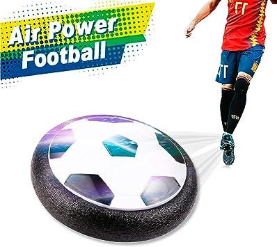 Balón de Fútbol Flotante Hoverball con Luces Led | Juego Pelota Air ...