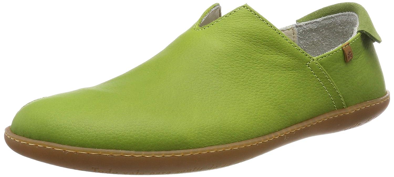 El Naturalista Unisex-Erwachsene N275 Soft Grain Lime EL Viajero Slip On Turnschuhe