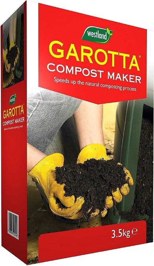 Garotta 20200020 Compost eléctrica: Amazon.es: Jardín