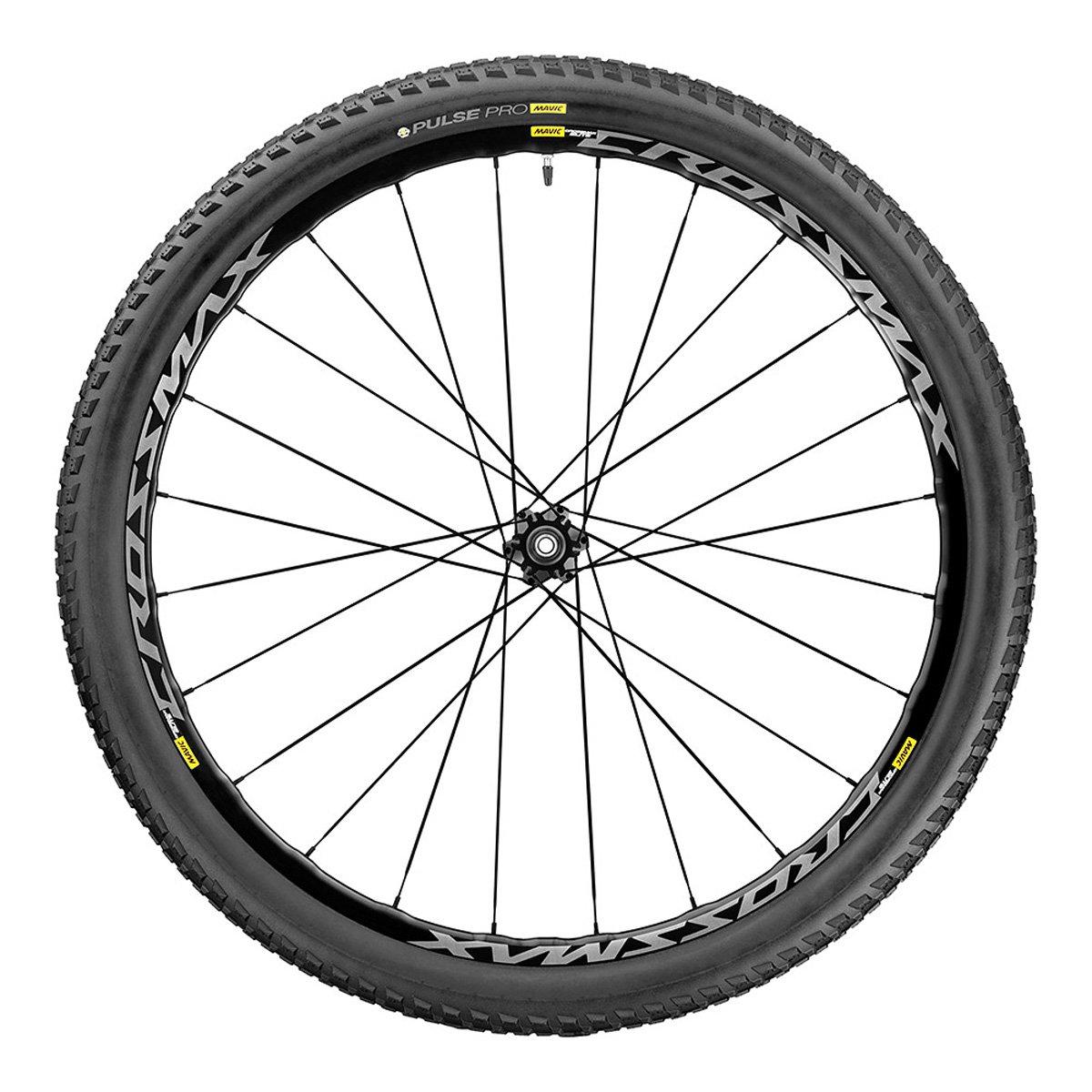 Mavic 2017 Crossmax Elite Cross Countryマウンテン自転車ホイールタイヤシステム – 背面ブラック – 背面Boost – 27.5 X 2.25 )   B01LYDF2JZ