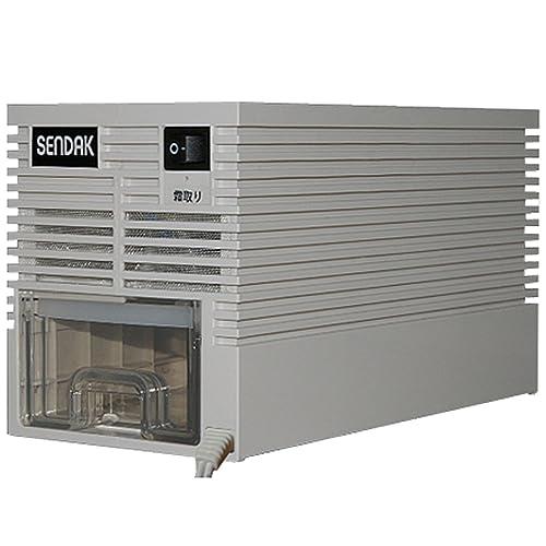 コンパクトなペルチェ式 SENDAK 下駄箱用コンパクト除湿機「QS-10SL」