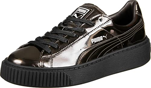 PUMA Platform Metallic Black 36233903, Basket