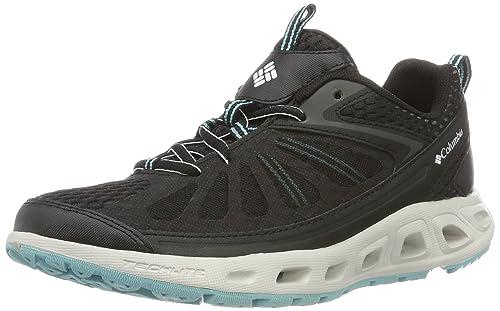 15a1bd2d Columbia Vent Master, Zapatillas de Deporte Exterior para Mujer, Negro ( Black, Iceberg 010), 39 EU: Amazon.es: Zapatos y complementos
