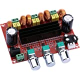 Absolute Native Electronics TPA3116D2 50Wx2+100W 2.1 Channel Digital Subwoofer Amplifier Board 12V-24V Power TPA3116 Xh-M139 Digital Amplifier Board