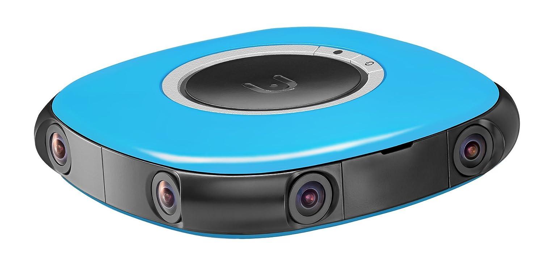 Vuze - Cámara Digital (tecnologías 3D, RV, graba 360º, Video 4K) Azul