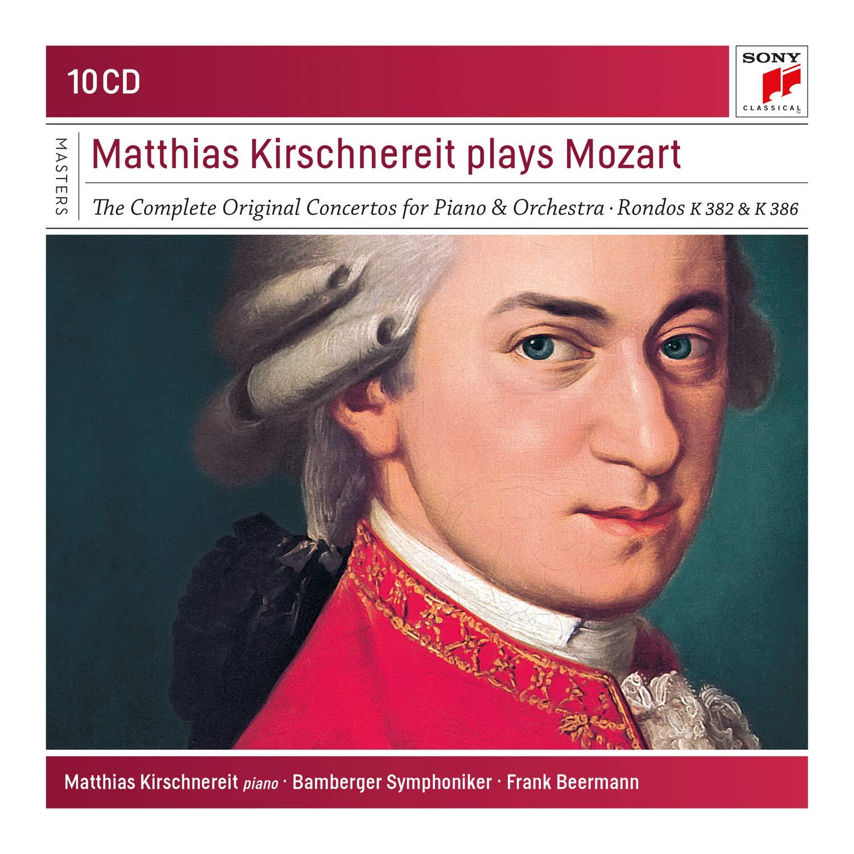 Matthias Kirschnereit plays Mozart - Matthias Kirschnereit, Bamberger  Symphoniker, Wolfgang Amadeus Mozart, Frank Beermann: Amazon.de: Musik