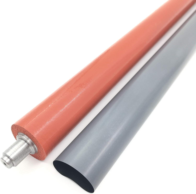 OKLILI RM2-5399-000CN RM2-5425-000CN Lower Pressure Roller Fuser Film Sleeve Compatible with HP M402d M402n M402dn M402dw M403n M403d M403dn M403dw M426dw M426fdn M426fdw M427dw M427fdn M427fdw