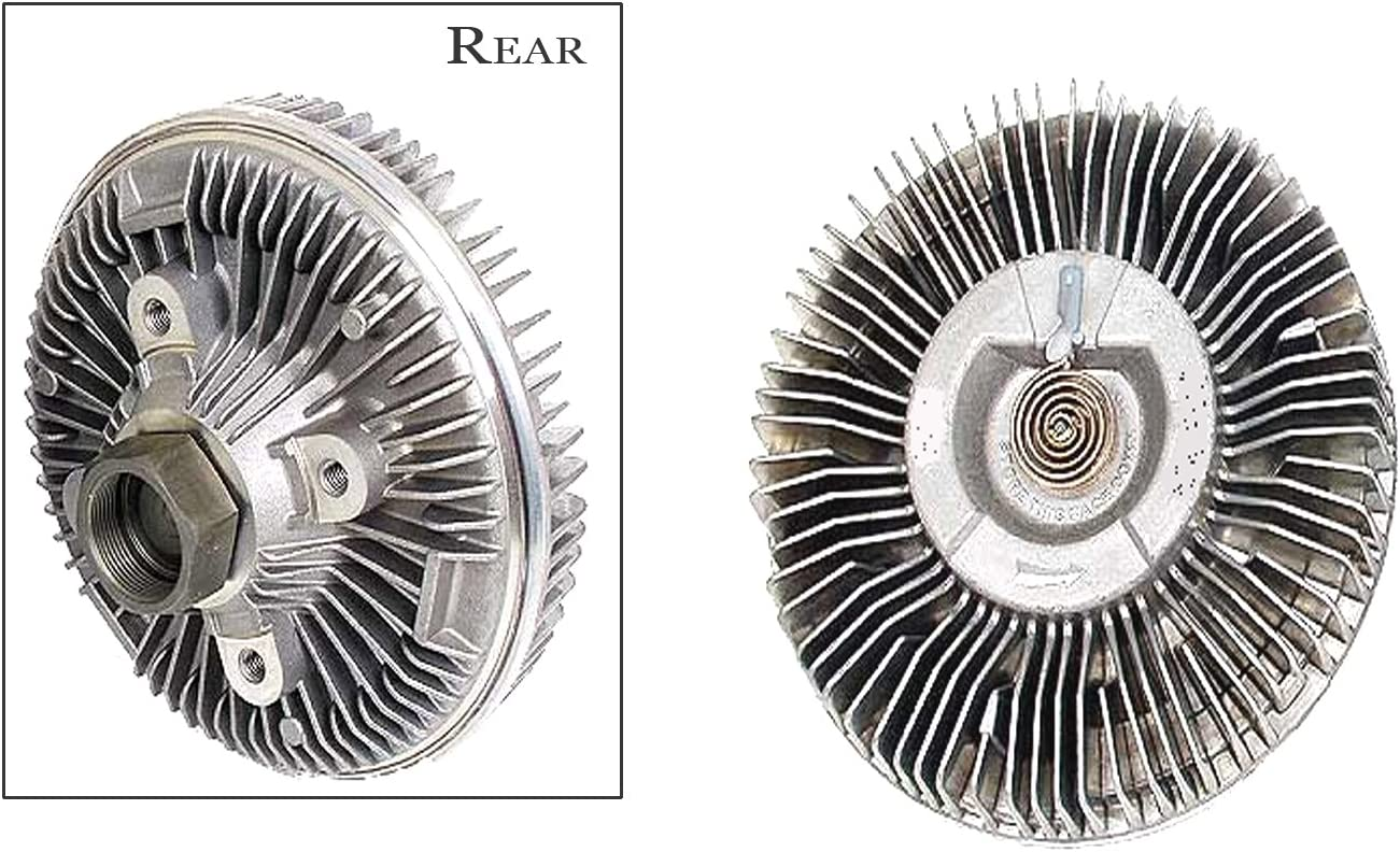 Engine Cooling Fan Clutch For Land Rover Range Rover Discovery