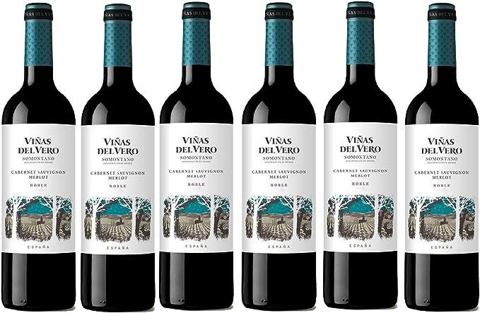 Viñas Del Vero Tinto Cabernet-Merlot