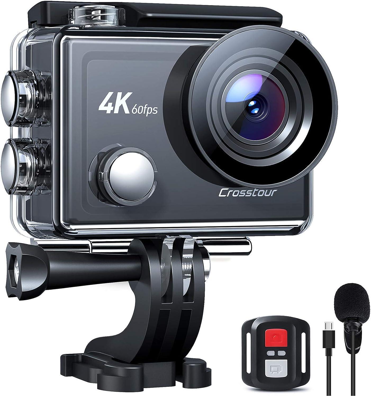 Crosstourアクションカメラ