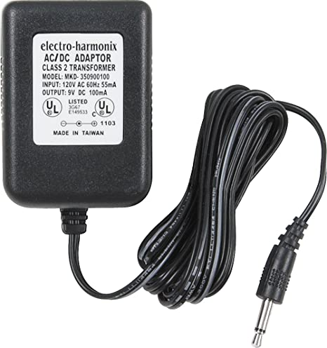 9.6DC-200 9V UK EHX Replacement Power Supply for ELECTRO-HARMONIX