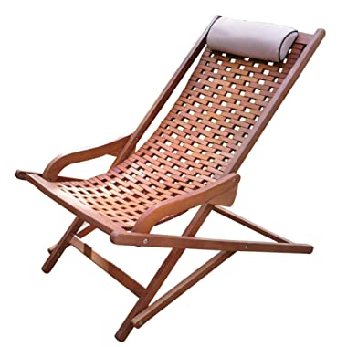 The Original Eucalyptus Swing Lounger  with Pillow