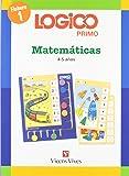 Logico Primo Matematicas 1 (4-5años) - 9788431682392