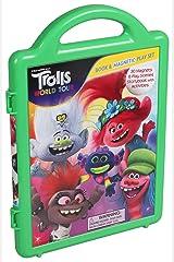 DreamWorks Trolls World Tour: Magnetic Playset Paperback