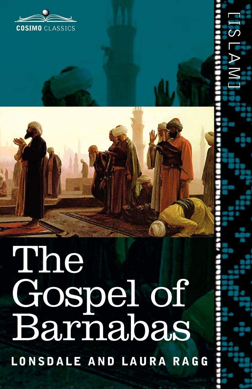 Read Online The Gospel of Barnabas pdf epub