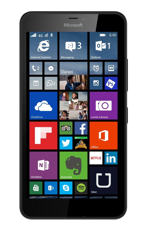 Microsoft Lumia 640XL LTE 4G 57 Inches UK SIM Free Amazoncouk Electronics