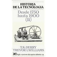 Historia de la tecnología. III: Desde 1750 hasta 1900 (II)