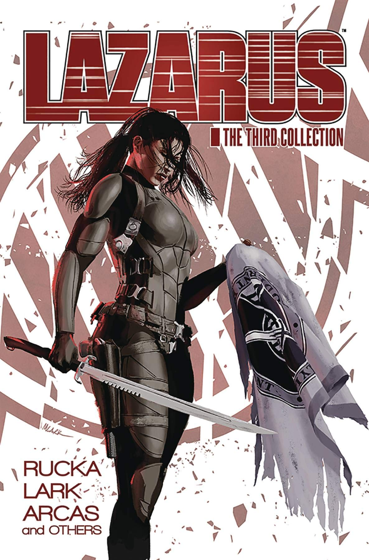 Lazarus: The Third Collection by Image Comics
