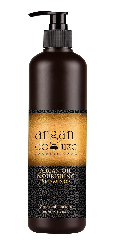 Arganöl Haarpflege Geschenk-Set in Friseur-Qualität ✔ Geschmeidigkeit, Glanz, toller Duft ✔ exklusives Geschenk ✔ Argan DeLuxe Argan DeLuxe PROFESSIONAL