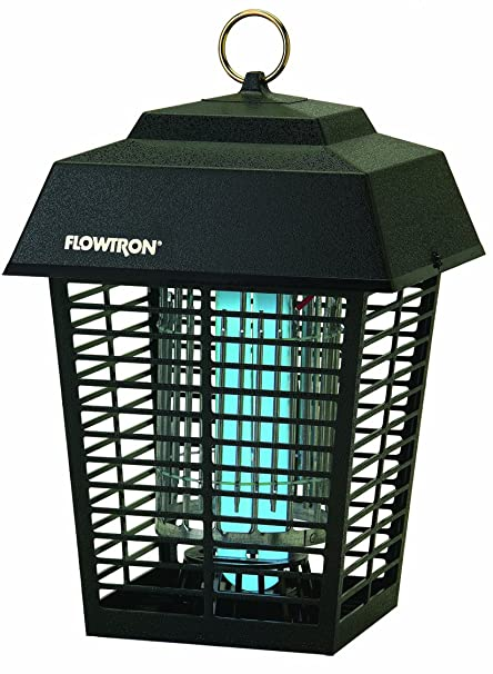 Outdoor electronic fly killer