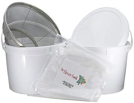 9e5d744f16ff Amazon.com  Bulk Greek Yogurt Maker for Instant Pot DUO-80  Kitchen ...