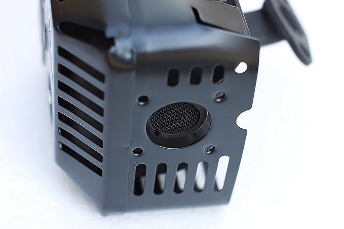 Nueva Honda GX160 GX200 y 5.5hp 6.5hp Silenciador Escape Asamblea ...