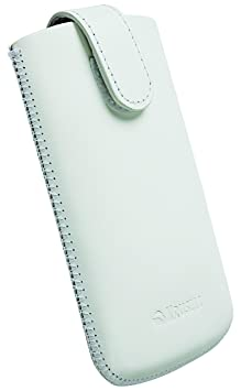 Krusell Aspero Generic Mobile Case 95398 for iPhone 5/5SE (White) <span at amazon