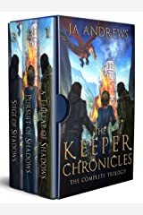 The Keeper Chronicles: The Complete Epic Fantasy Trilogy Kindle Edition
