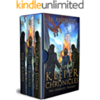 The Keeper Chronicles: The Complete Epic Fantasy Trilogy