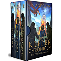 The Keeper Chronicles: The Complete Trilogy (English Edition)