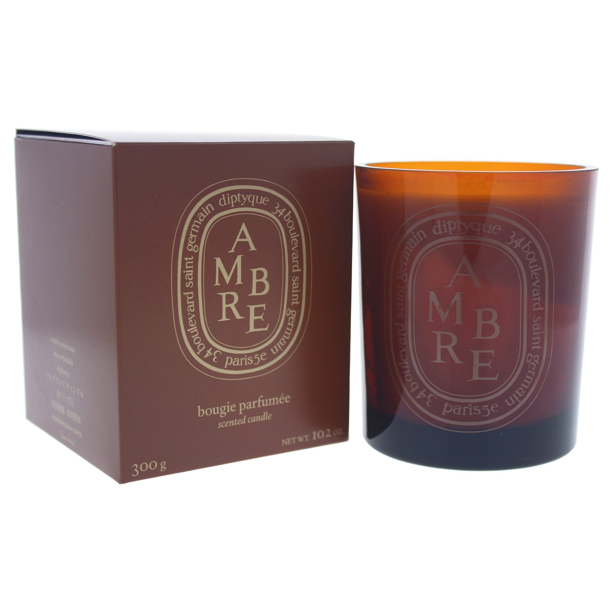 Diptyque Ambre Scented Candle, 10.19 Ounce