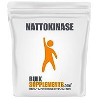 BulkSupplements Nattokinase Powder (10 Grams)