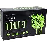 Catch Co Googan Squad Bass Fishing Mondo Kit | Googan Squad Flat Banger, Zinger, Juicee Jig, Necko Sun Mask and Googan Baits