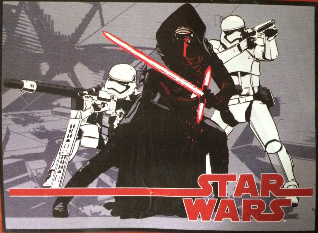Star Wars Area Rug