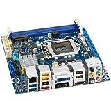 Intel BLKDH77DF LGA1155/ Intel H77/ DDR3/ SATA3&USB3.0/ A&GbE/ Mini ITX Motherboard