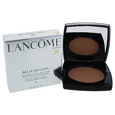 Lancome Belle De Teint Polvos Belle Mine #04-Belle De Miel ...