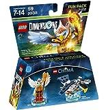 Figurine 'Lego Dimensions' - Eris - Lego Chima : Pack Héros