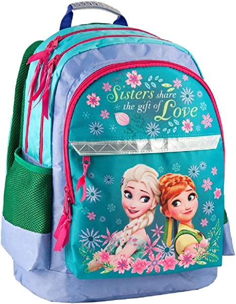 Disney Frozen Die Eiskönigin Anna und Elsa Kinder-Rucksack