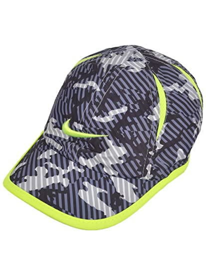 4672ee1daf5 Nike Boys Dri-Fit Swoosh Graphic Baseball Cap Adjustable Sz 12 24M