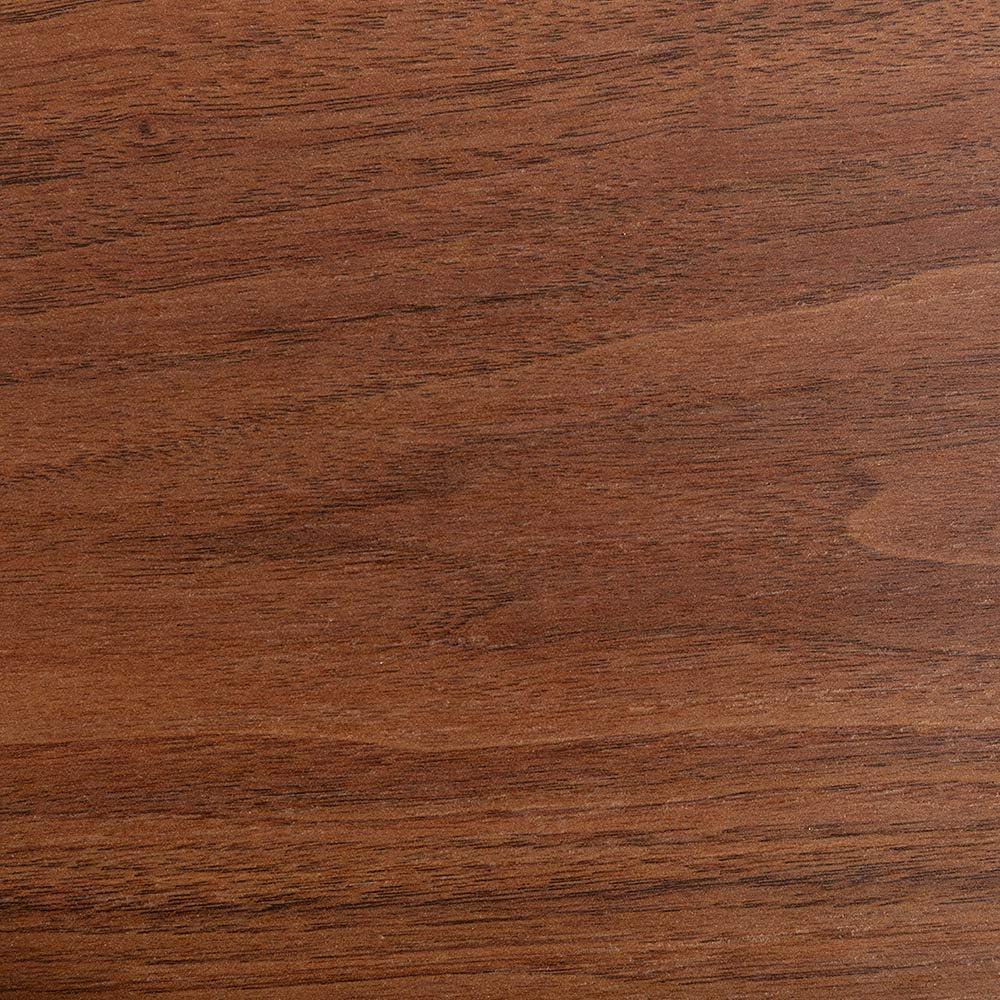 120 x 41,5 x 69,5 cm Credenza con 1 anta e 3 cassetti Movian Kyyvesi effetto noce Marchio