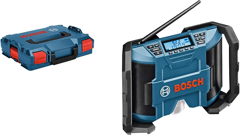 Bosch Professional GPB 12V-10 - Radio a batería para construcción ...
