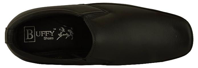 Buy Buffy K.22 Men's Black Leather