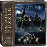 USAopoly PZ010-430 World Harry Potter 550Piece Jigsaw Puzzle, Art from Harry Potter & The Sorcerers Stone Movie, Official Harry Potter Merchandise, Collectable Puzzle, Multicolor