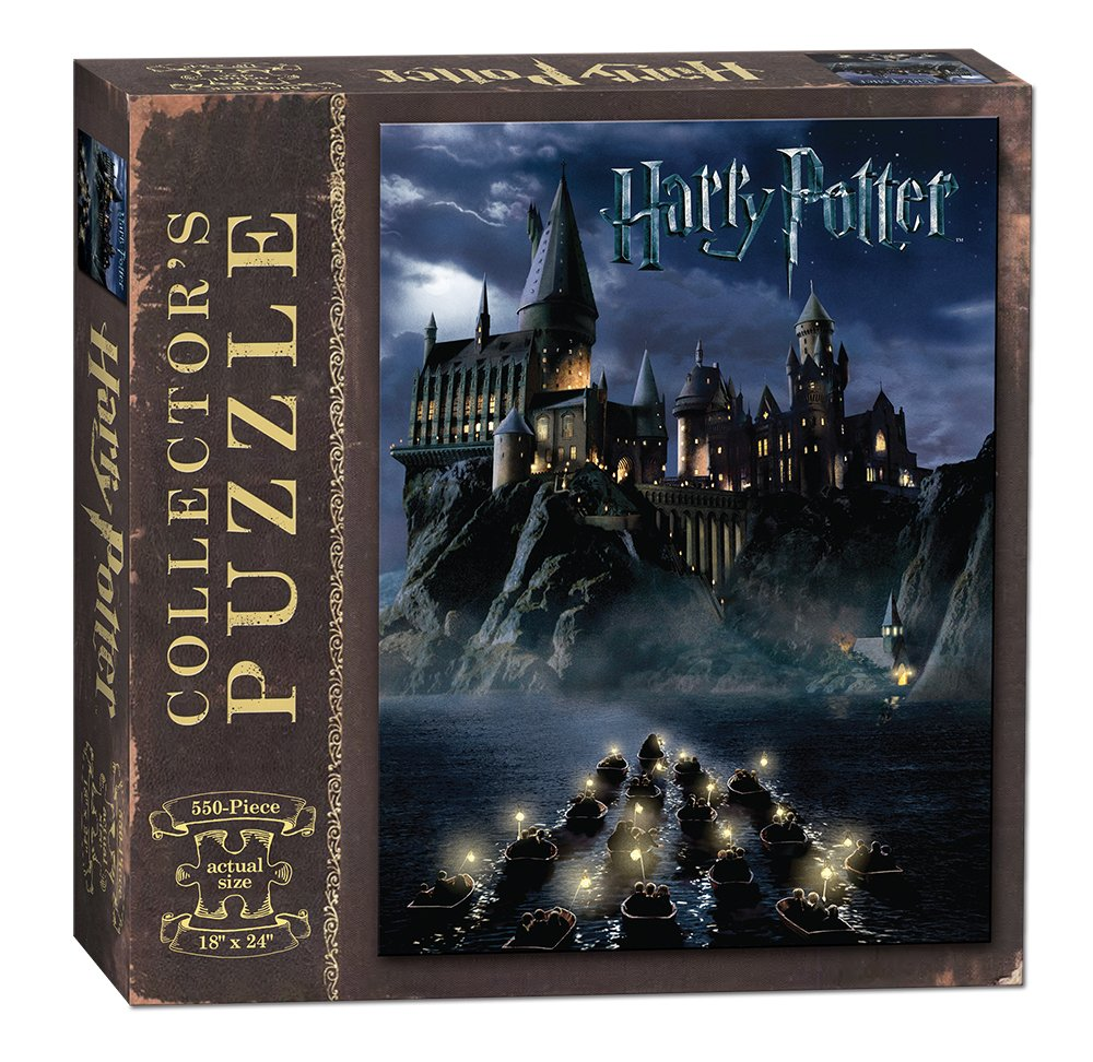 USAOPOLY PZ010-430 Puzzle: World of Harry Potter Inc. USAOPOLY Accessory Consumer Accessories