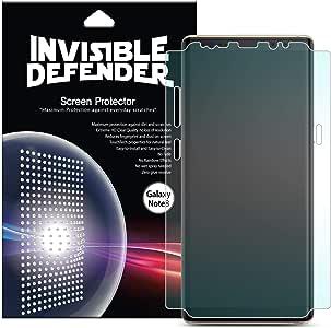 شاشة حماية عادية من ريريث متوافقة مع الهواتف المحمولة - قياس من 6 - 6.9 انش