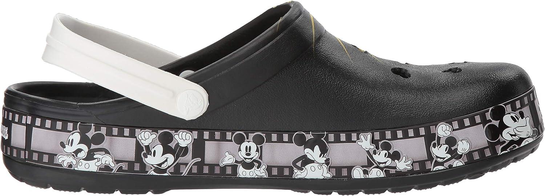 Crocband Mickey 90th Anniv Clog